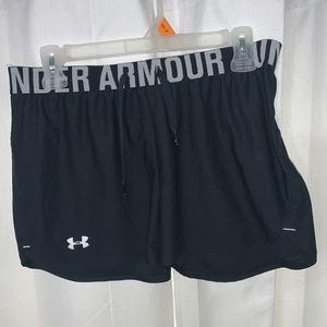 Women's under armour shorts